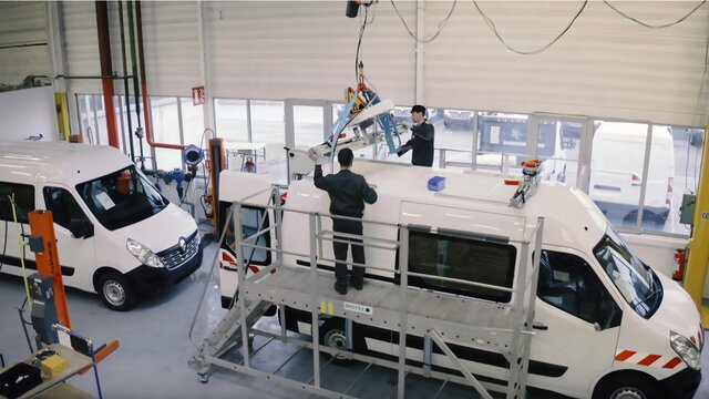 Renault Hire Contract Maintenance