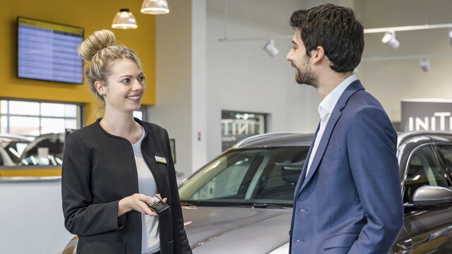 Renault Finance lease