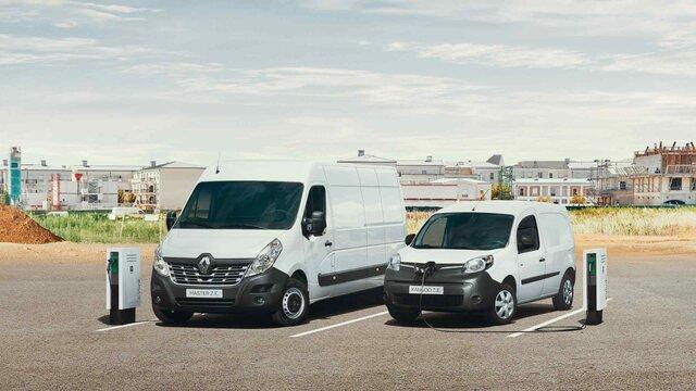 Renault - Instalar o seu posto de carregamento