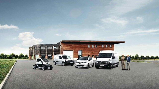 Renault - Preços e ofertas de bateria de veículos elétricos