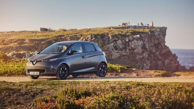Renault - Alugar um veículo elétrico para as férias