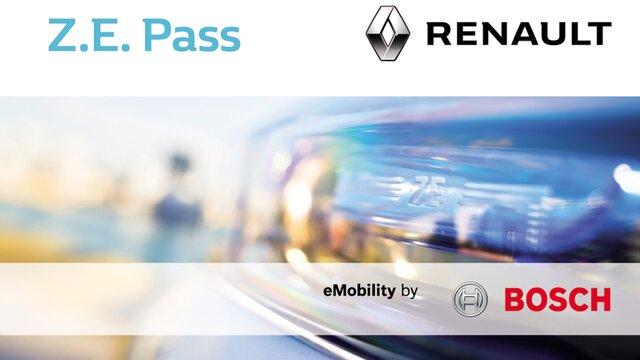Renault - Z.E PASS