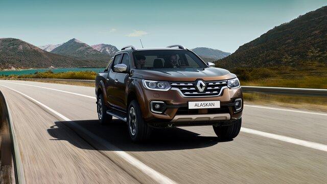 Neuer Renault Alaskan