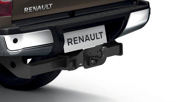 Renault ALASKAN Anhängerkupplung