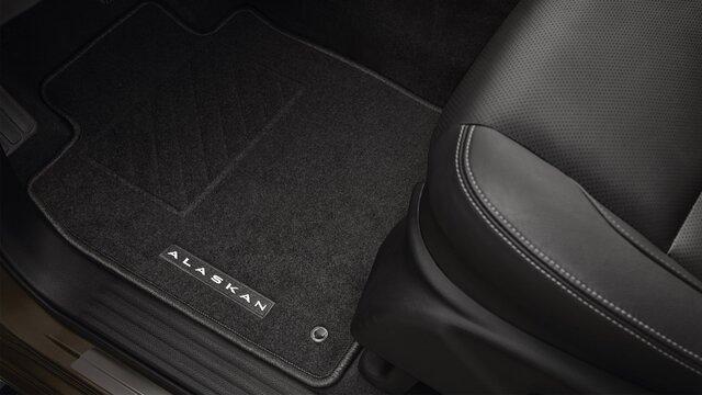 Renault ALASKAN Textilfussmatten