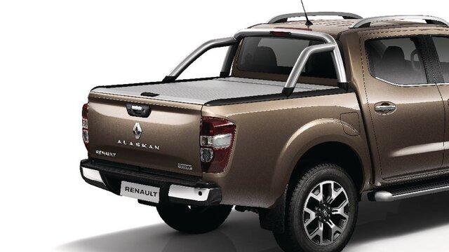 Renault ALASKAN Ladeflächenträger