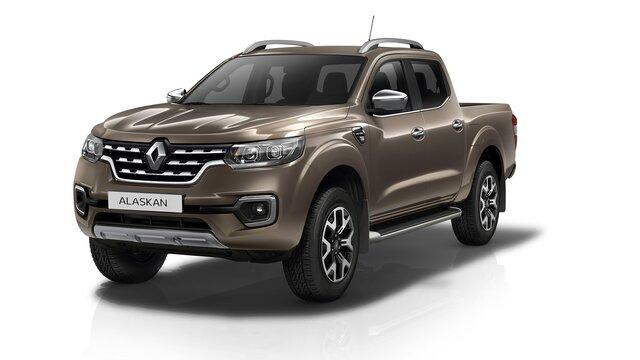 Renault ALASKAN Aussendesign