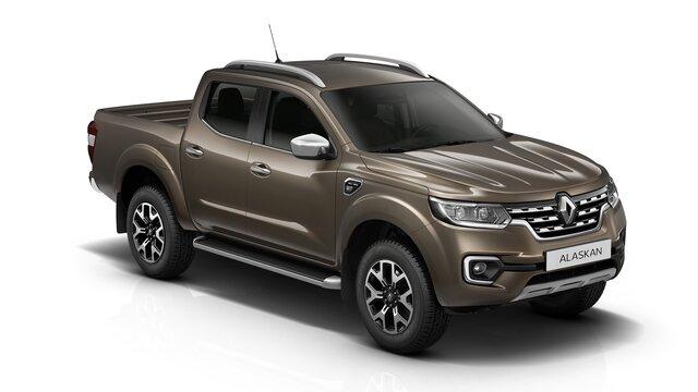 Renault ALASKAN - Design
