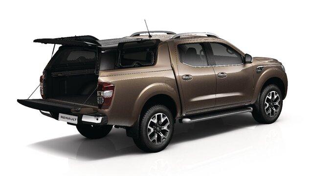 Renault ALASKAN equipamientos