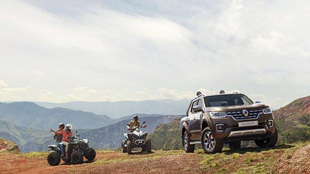 Renault ALASKAN all-terrain