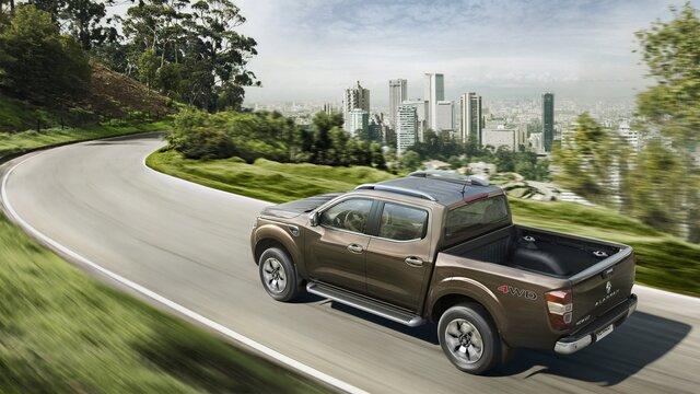 Renault ALASKAN Profil
