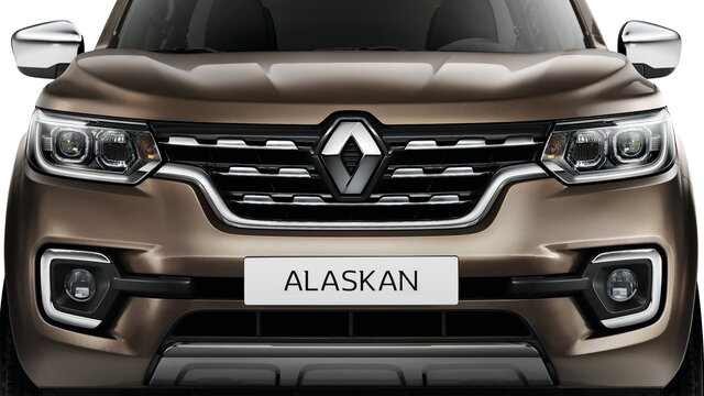 Renault ALASKAN Frontseite