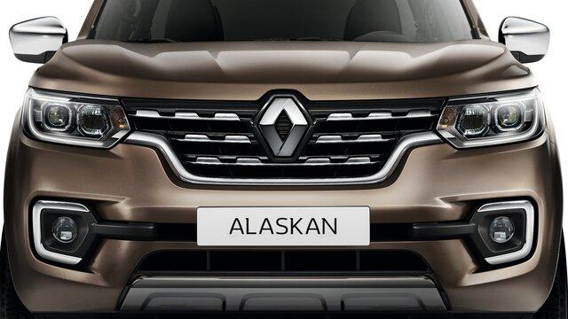 Renault ALASKAN - Voorkant
