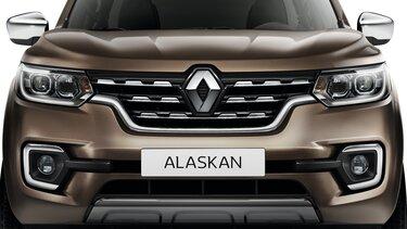 Renault ALASKAN frontal