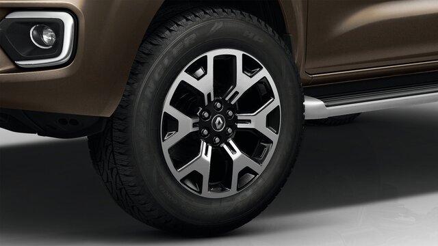 Renault ALASKAN Aluminiumfelgen