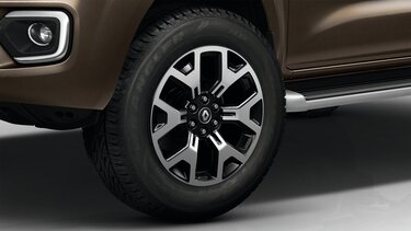 Renault ALASKAN wheel rims