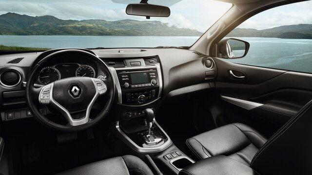 Renault ALASKAN Armaturenbrett