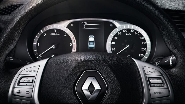 Renault ALASKAN volant