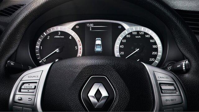 Renault ALASKAN - Stuurwiel