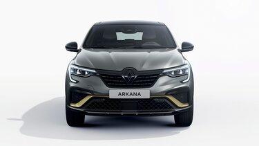 Arkana SUV hybride -  extérieur face avant - Renault