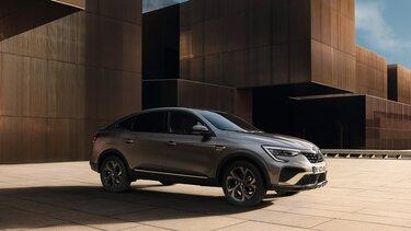 Arkana SUV hybride  - intérieur - Renault