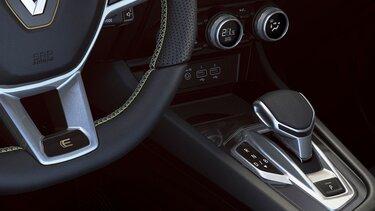 Arkana Hybrid– Innendesign– Schalthebel– Renault
