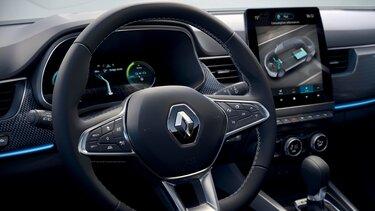 SUV Renault Arkana E-TECH hybride - Système multimédia