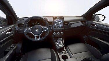 Renault Arkana E-TECH Hybrid - multi-sense