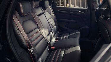Renault Arkana SUV hybride - intérieur, places