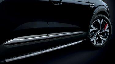 Estribos - accesorios Renault Arkana SUV