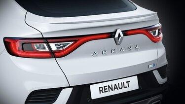 Heckspoiler – Zubehör für den Renault Arkana