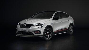 pack de personalización exterior rojo - accesorios Renault Arkana SUV