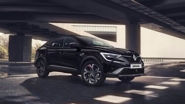 SUV Arkana - imagine laterală exterior - Renault