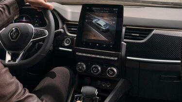 Multimediasystem - Renault Arkana