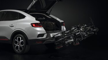 Új Renault Arkana - Tartozékok