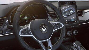 Új Renault Arkana - Motorválaszték