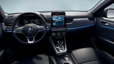 SUV Renault Arkana – systém MULTI-SENSE