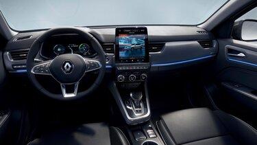 Renault Arkana SUV - Multi-SENSE®-systeem