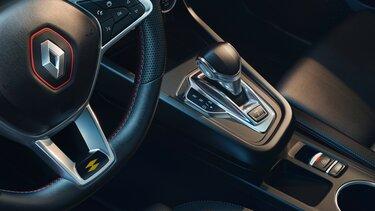 Arkana SUV - interieur - Renault stuur automaat