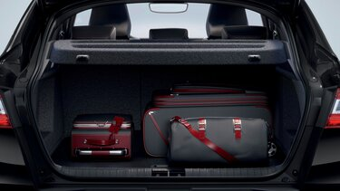 Pojemność bagażnika ARKANA