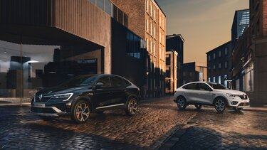 Neue Renault Fahrzeuge
