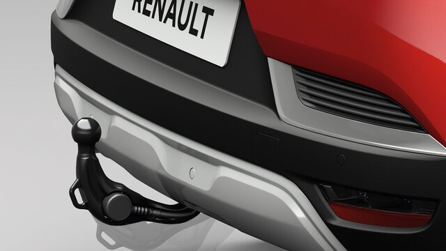CAPTUR bodywork protection pack