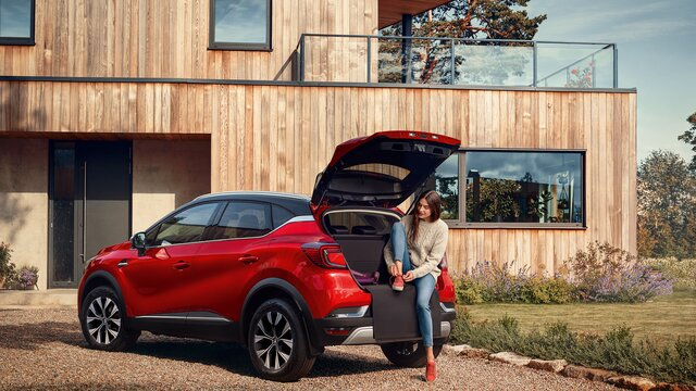 Renault CAPTUR accessories video