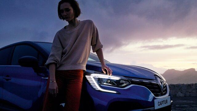 Die Renault CAPTUR Modellpalette