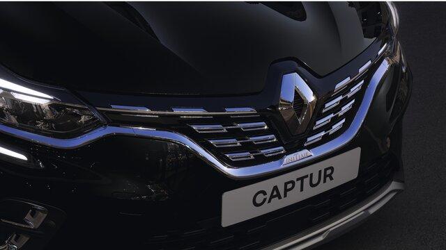 Renault CAPTUR Initiale Paris, calandre étoilée