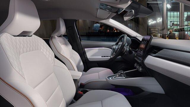 Renault CAPTUR INITIALE PARIS interior