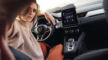 Renault - Captur - RS Line - cockpit