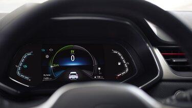 Renault - Captur - RS Line - schermo