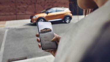 Nowe inteligentne Renault CAPTUR