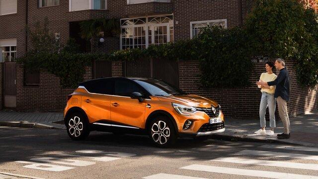 Nowe Renault CAPTUR